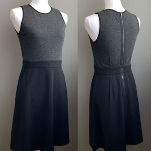 Ann Taylor LOFT Sleeveless Dress Pockets